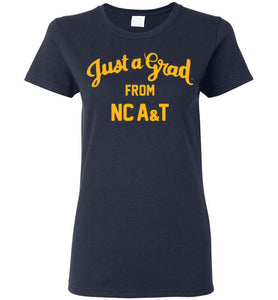 North Carolina A&T Women's Tee