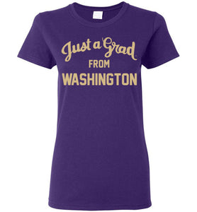 Washington Women's Tee