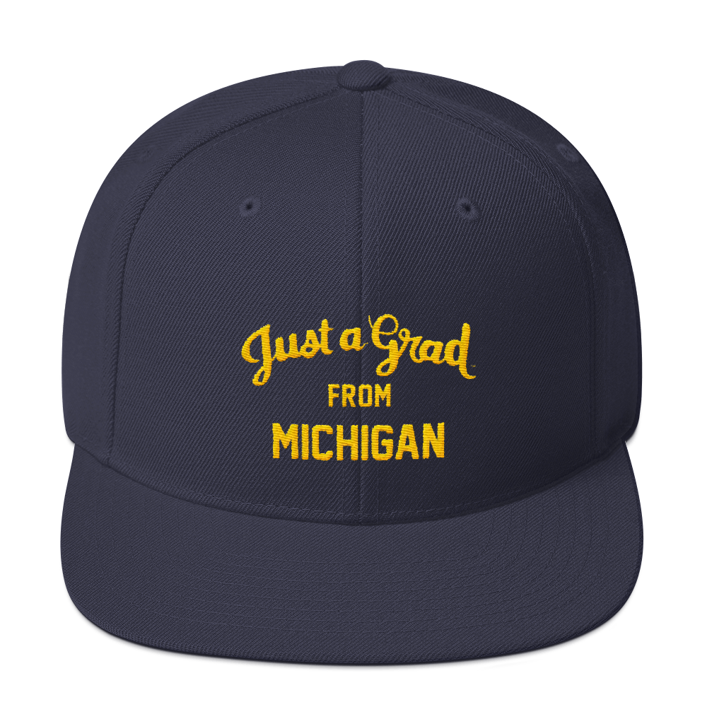 Michigan Snapback