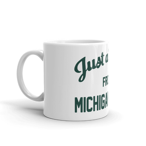 Michigan State Mug