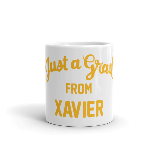 Xavier of Louisiana Mug