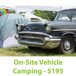 On-Site Vehicle Camping (FLS2017)