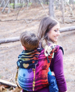 Baby Wearing Changes Lives: One Mama's Empowering Story