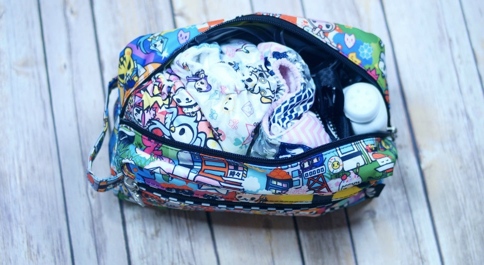 "The Ju-Ju-Be ""Be Dapper"" Is The Next Cloth Diapering Necessity"
