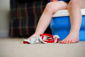 Lessons Learned From Potty Training My Toddler