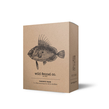 Fish Range Seasoning Variety Pack