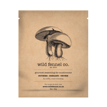 Wild Fennel Co Mushrooms Seasoning