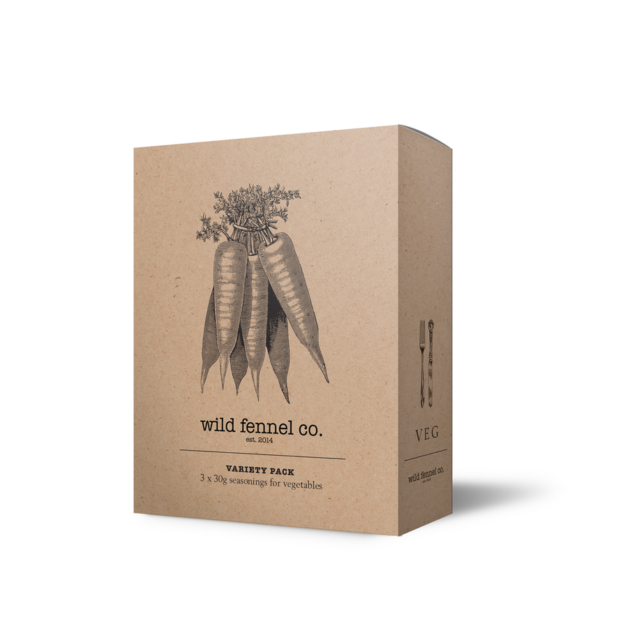 Wild Fennel Co Vegetable Seasoning Variety Pack