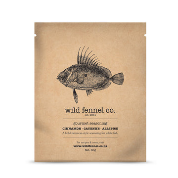 White Fish Seasoning 30g