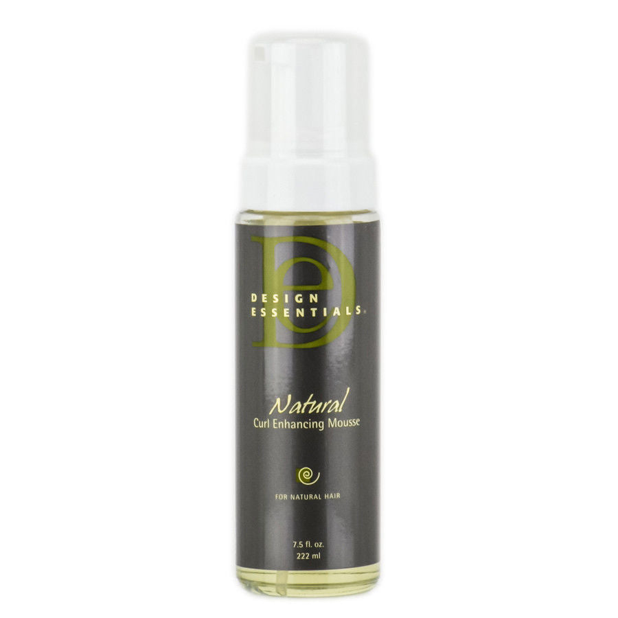 Design Essentials Natural Curl Enhancing Mousse W Olive Oil