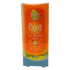 Beach Hut - Face sunblock SPF65