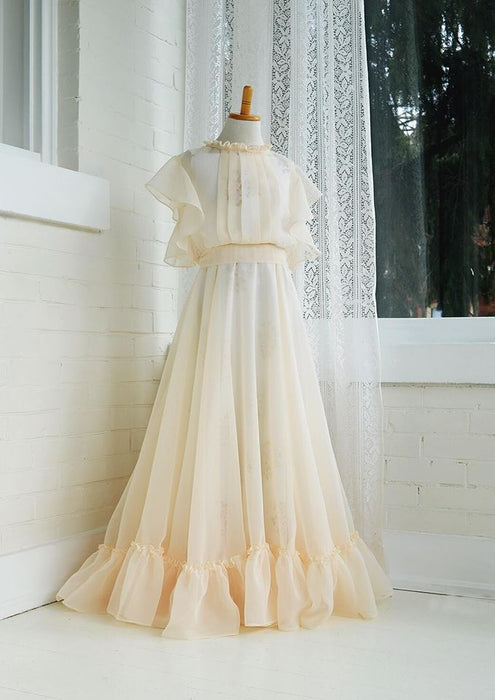 Ethereal Dress by Aggie + Francois 8/10