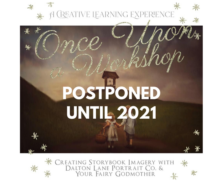 Once Upon a Workshop - Full Payment option (discounted)