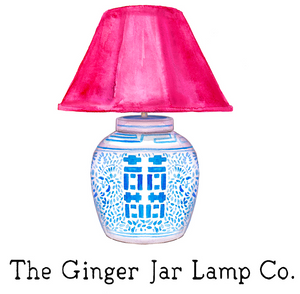 The Ginger Jar Lamp Co.