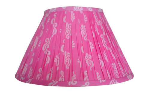 Rampur Silk Sari Lamp Shade