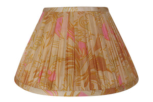 Aluva Silk Sari Lamp Shade