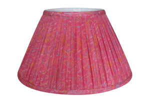 Dhuri Silk Sari Lamp Shade