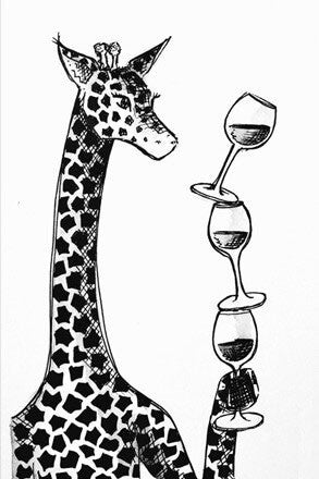 Giraffe - Wine & Chill