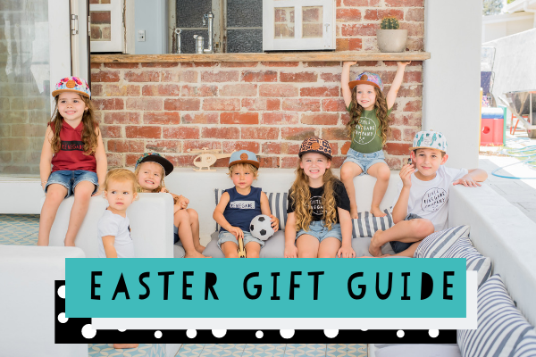 EASTER GIFT GUIDE: Cute ideas without the sugar binge.