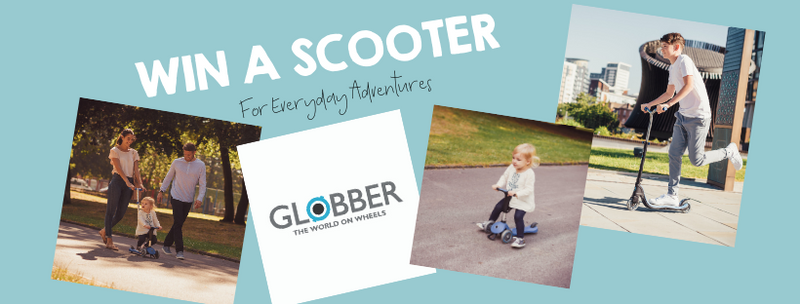 Win a Globber Scooter!