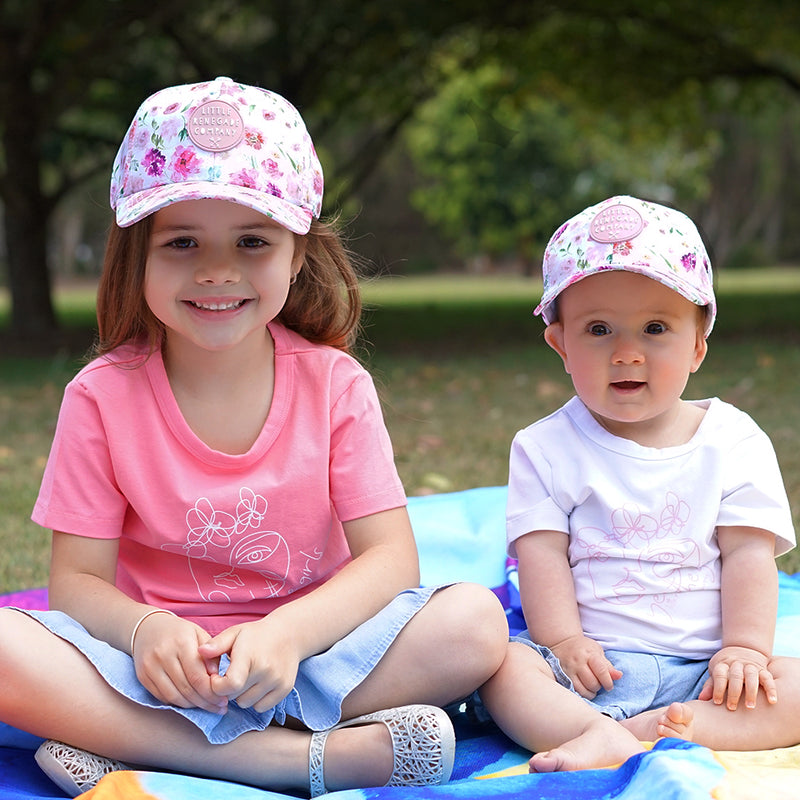 6 Ways To Get Your Kids To Wear A Hat! ( and keep the damn thing on!)