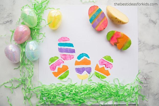 Simple Easter Craft Ideas