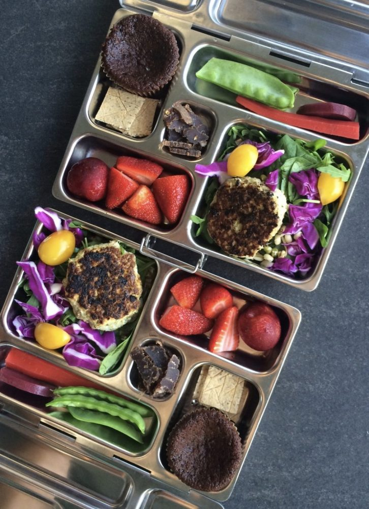 5 healthy lunchbox swaps (to improve health & learning) - Guest blog with Naturopath Georgia Harding