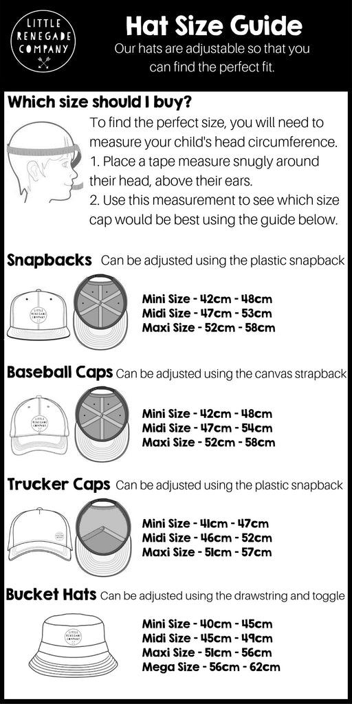 hat size guide