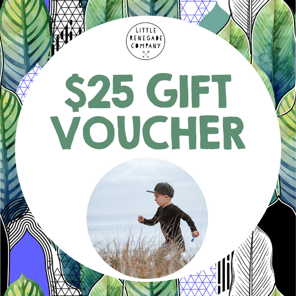 GIFT VOUCHER - $25 VALUE