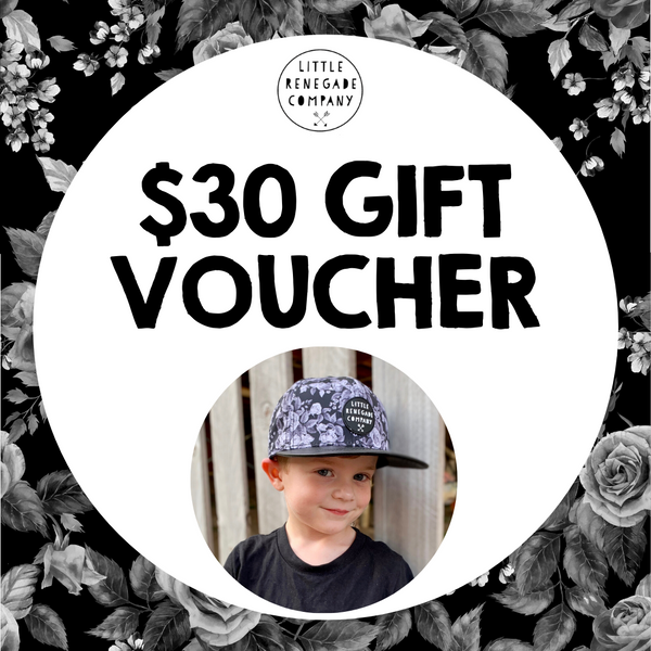 GIFT VOUCHER - $30 VALUE