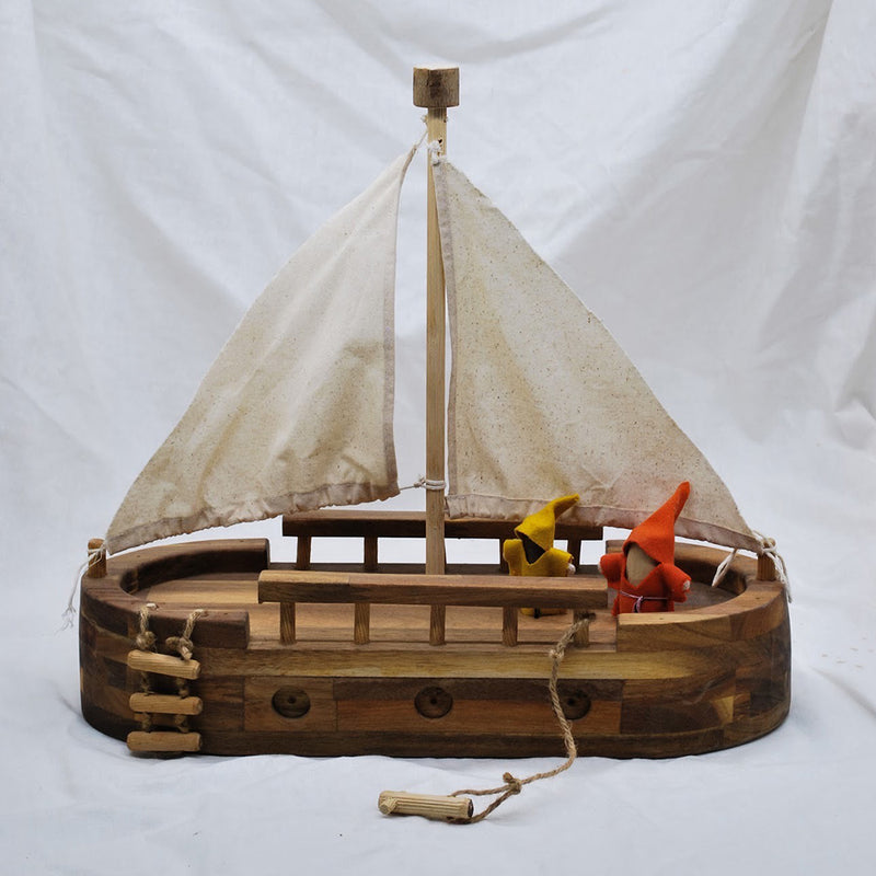ADVENTURE PIRATE SHIP