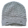 EVEREST BEANIE - GREY