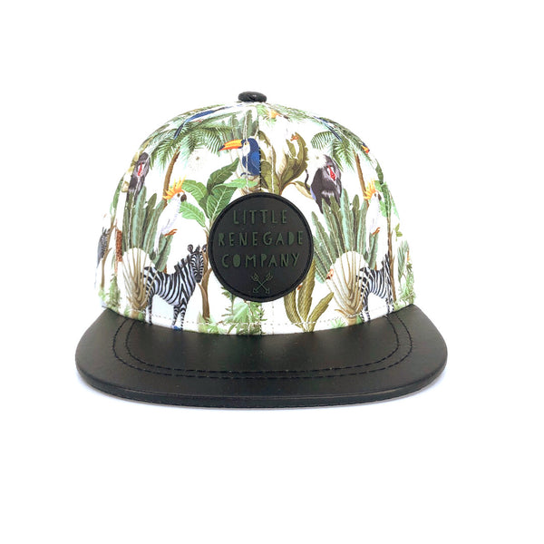 JUNGLE FEVER CAP – 3 Sizes