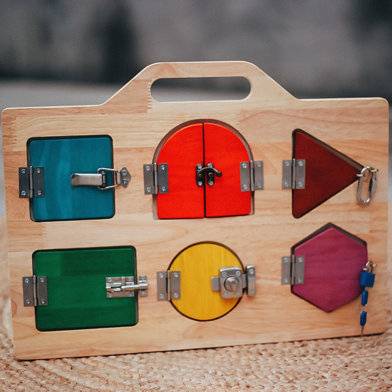 LOCK ACTIVITY BOARD