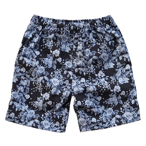 MIDNIGHT BLOSSOM BOARDSHORTS
