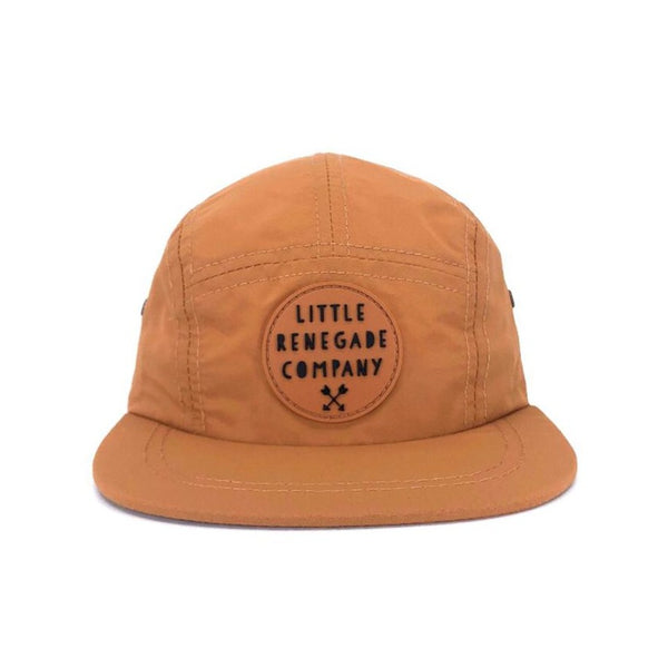RUST 5 PANEL CAP - 3 Sizes