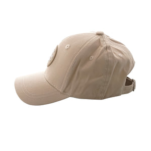 SAND BASEBALL CAP - 3 Sizes
