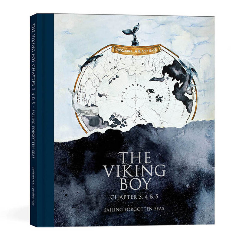 THE VIKING BOY - CHAPTER 3, 4 & 5