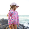 UNICORN FRIENDS LONG SLEEVE ONE PIECE