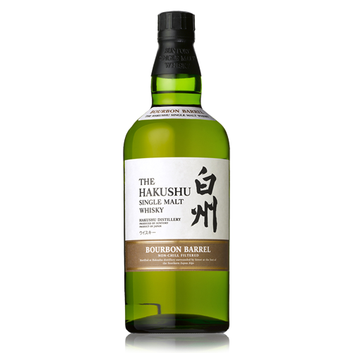 Suntory Hakushu Bourbon Barrel - The Malt Vault
