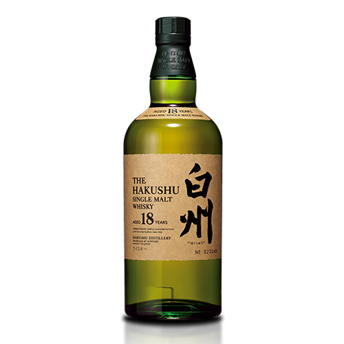 Suntory Hakushu 18 Year Old - The Malt Vault