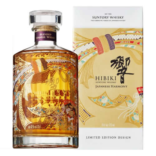 Suntory Hibiki Harmony 30th Anniversary Limited Edition Japanese Whisky - The Malt Vault