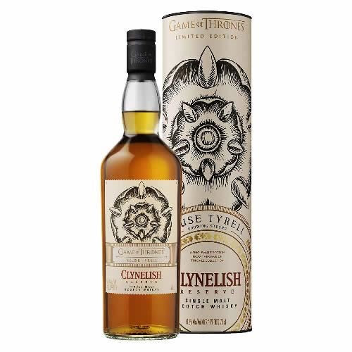 House Tyrell Game of Thrones Scotch Whisky - Clynelish Reserve 700ml - The Malt Vault