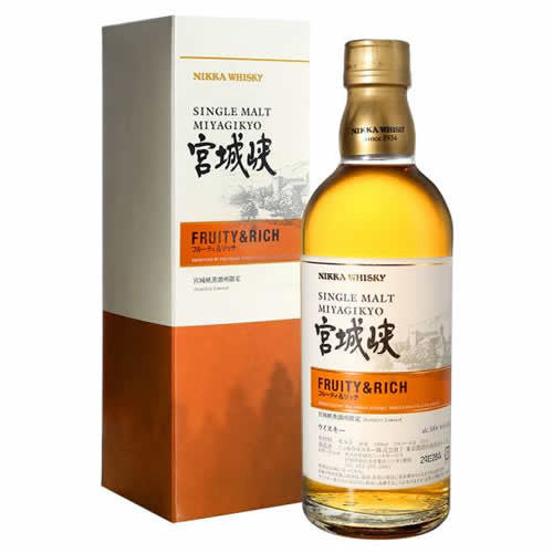 Nikka Miyagikyo - Fruity & Rich - The Malt Vault