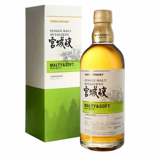 Nikka Miyagikyo - Malty & Soft - The Malt Vault