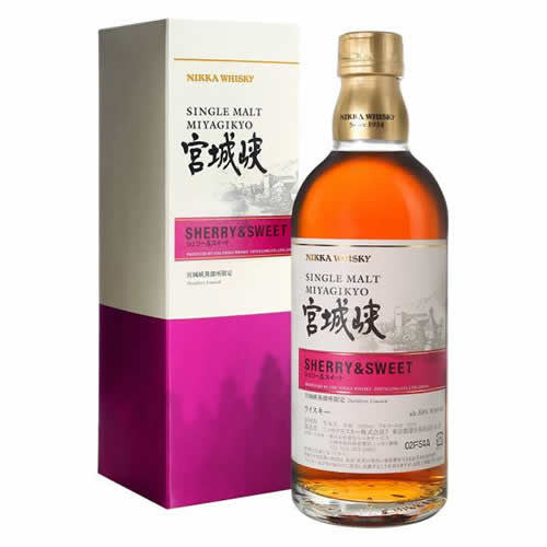 Nikka Miyagikyo - Sherry & Sweet - The Malt Vault