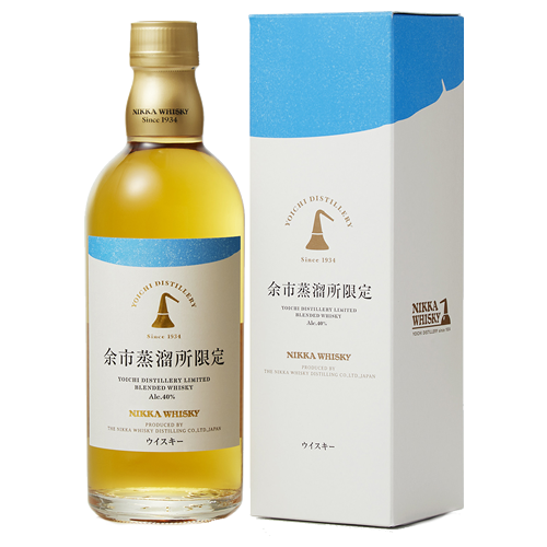 Nikka Yoichi Distillery Limited Blended Whisky - The Malt Vault