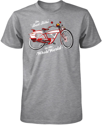 Pee Wee's Best Bike T-Shirt