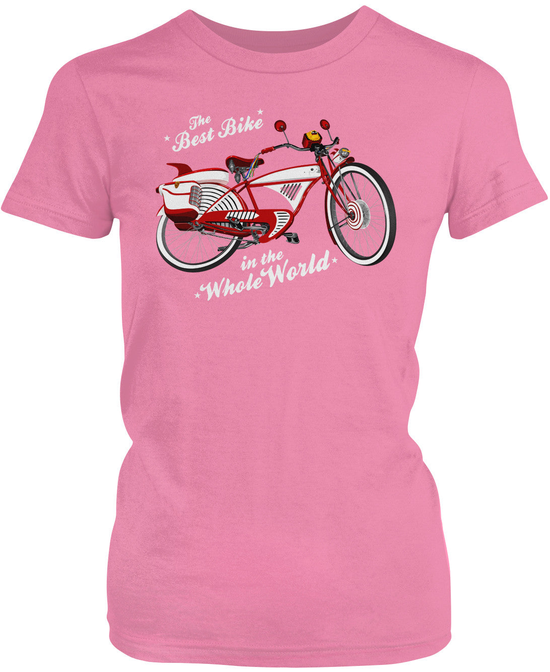Pee Wee's Best Bike Women's T-Shirt