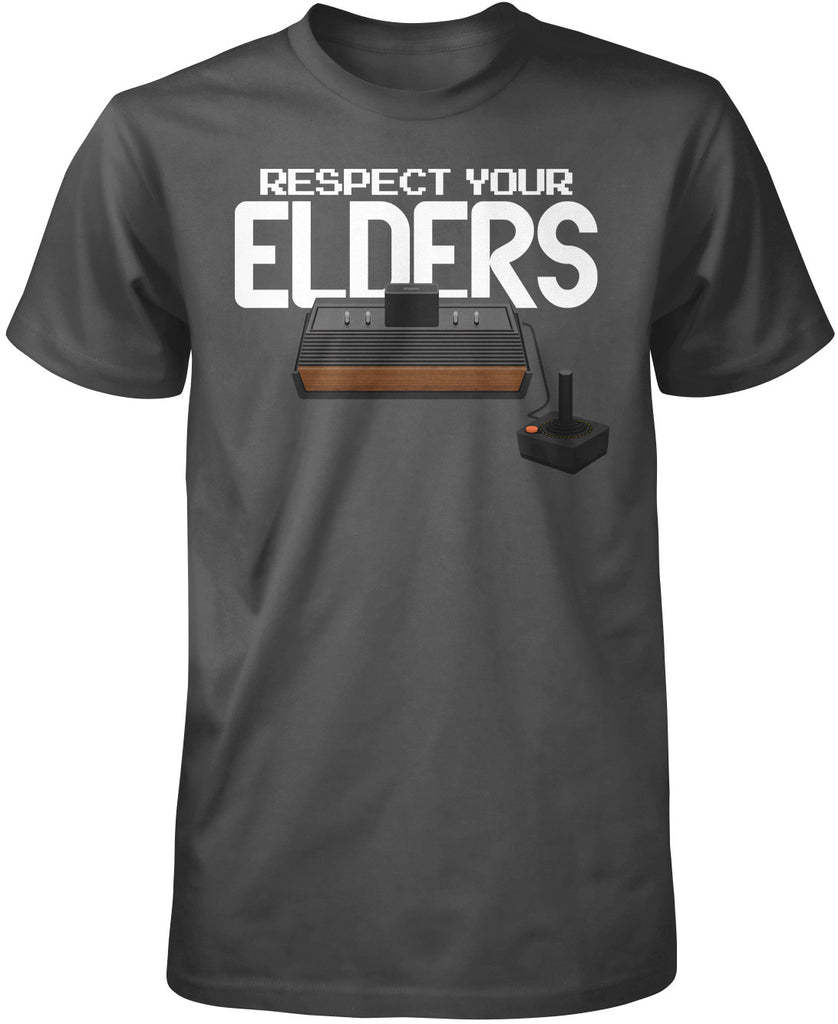 Respect Your Elders 2600 T-Shirt